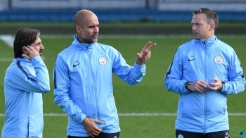 Guardiola reveals Manchester City defender is set to join Barcelona